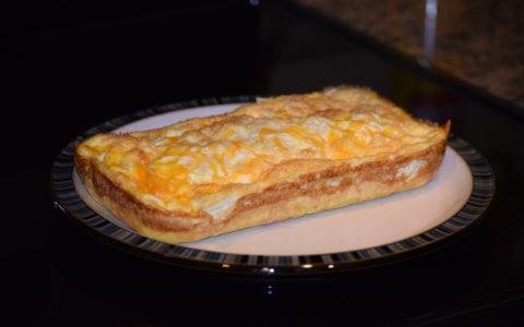 egg-rice-bake